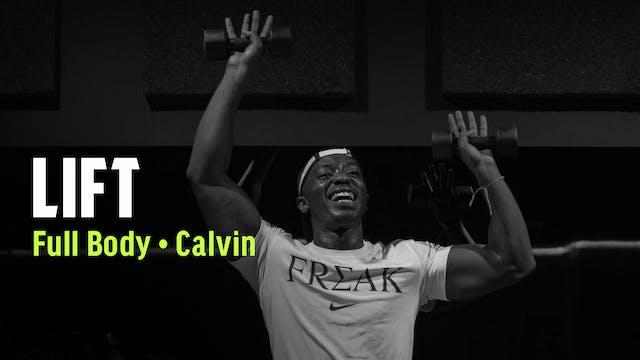 CALVIN 01 | FULL BODY