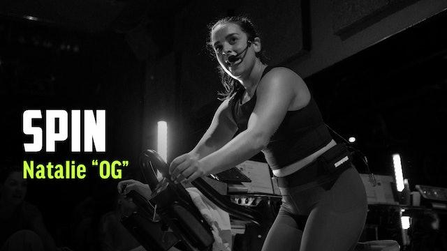 NATALIE 'OG' 17 | QUICKIE + WEIGHTS