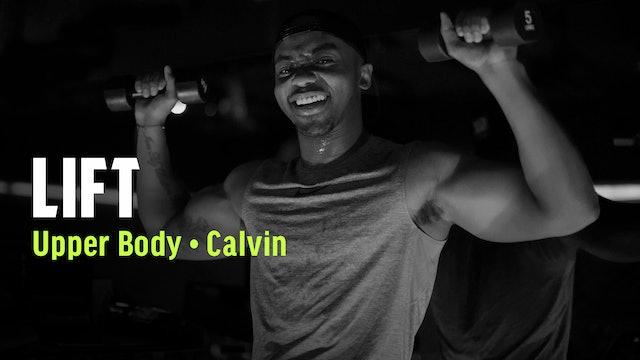 CALVIN 02   UPPER BODY