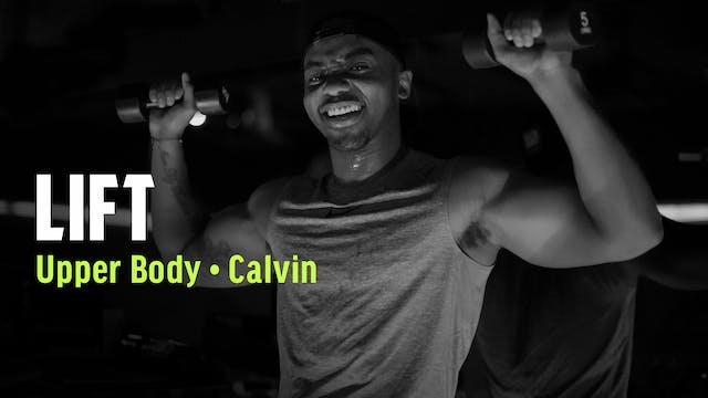 CALVIN 02 | UPPER BODY