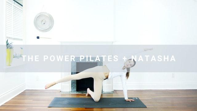 The Power Pilates + Natasha (20 min)