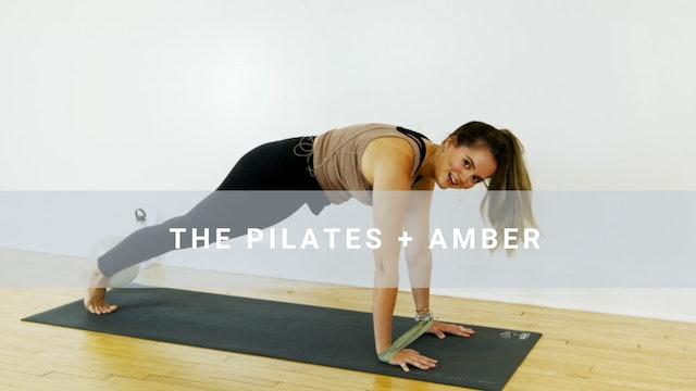 The Pilates + Amber (39 min)