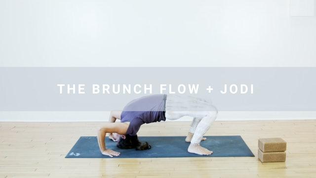 The Brunch Flow + Jodi (76 min)
