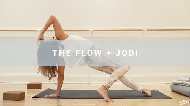 The Flow + Jodi (40 min)