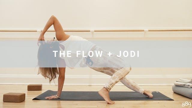 The Flow + Jodi (40 min)
