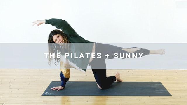 The Pilates + Sunny (26 min)