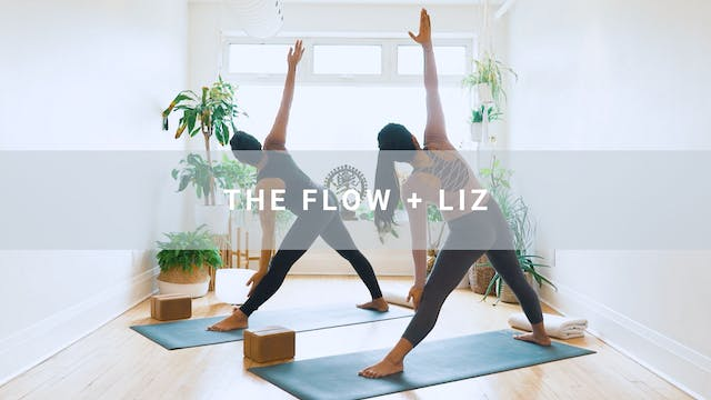 The Flow + Liz (42 min)