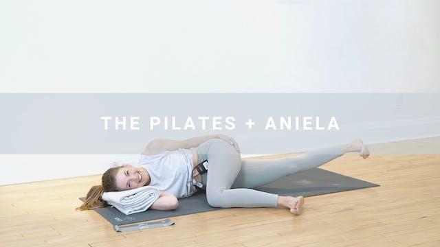 The Pilates + Aniela (45 min)