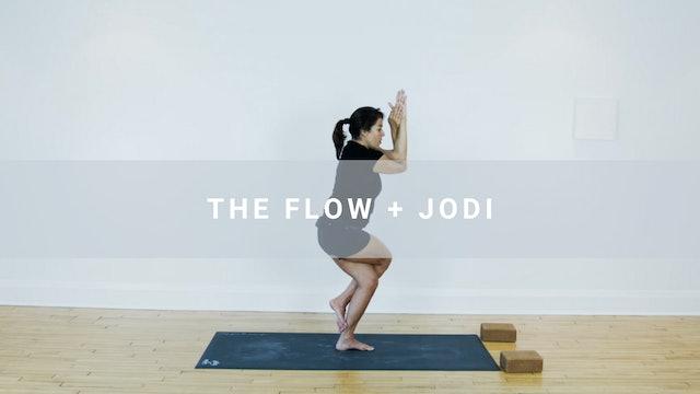 The Brunch Flow + Jodi (75 min)