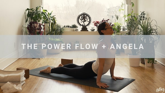 The Power Flow + Angela (34 min)