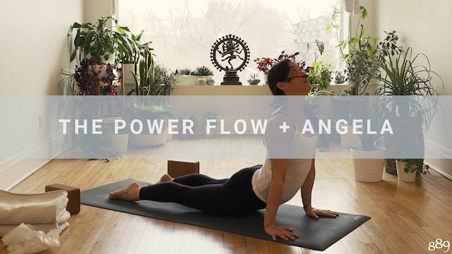 The Power Flow + Angela (34 min)