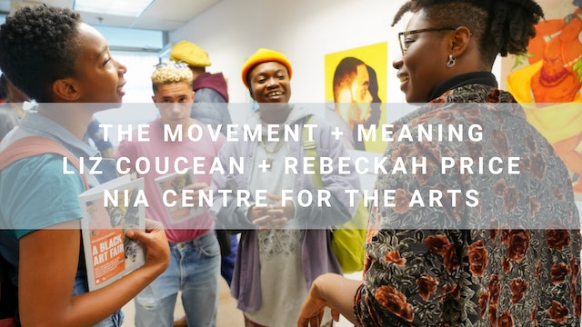 Movement + Meaning by Liz Coucean + Rebeckah Price