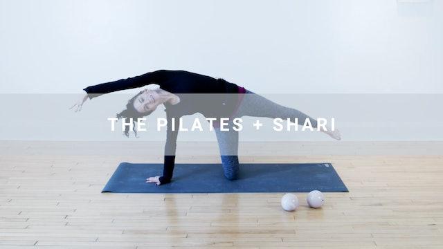 The Pilates + Shari (26 min)