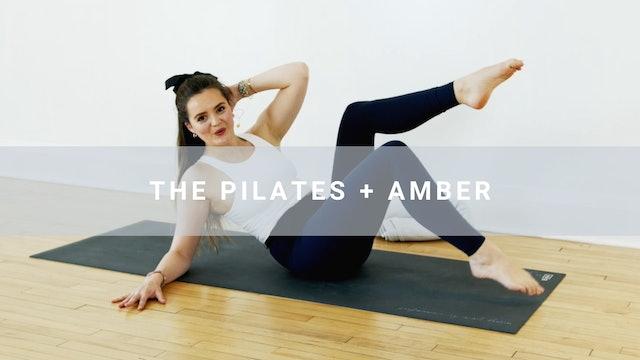 The Pilates + Amber (16 min)