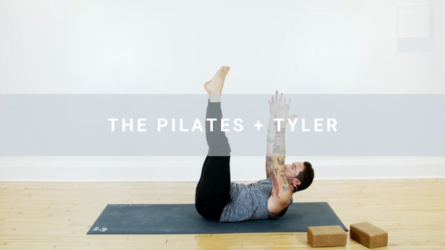 The Pilates + Tyler (60min)