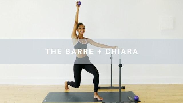 The Barre + Chiara (44 min)