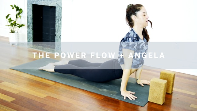 The Power Flow + Angela (21 min)