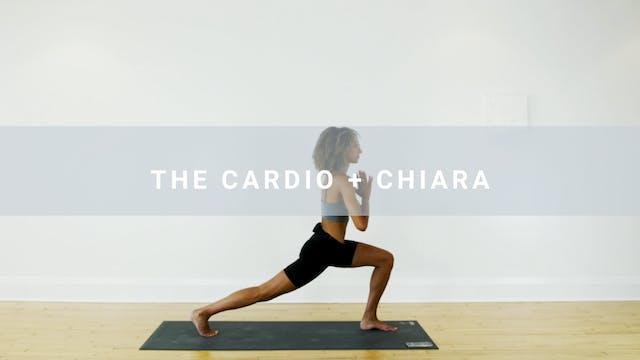 The Cardio + Chiara (30 min)