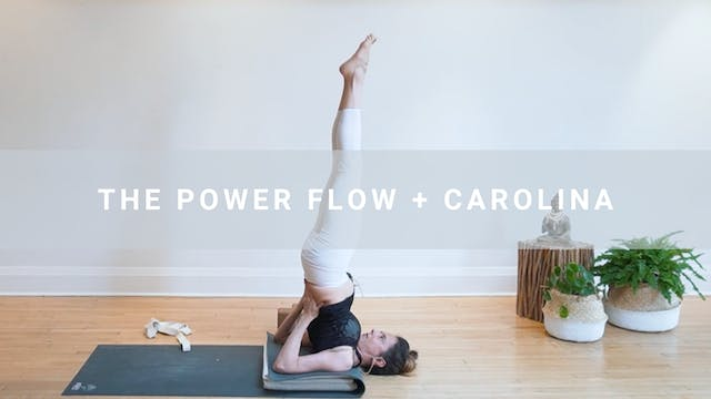 Hatha / All Flow + Carolina (51 min)