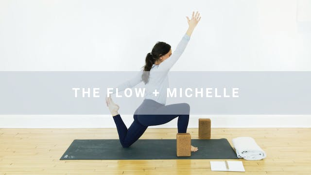 The Flow + Michelle (60 min)
