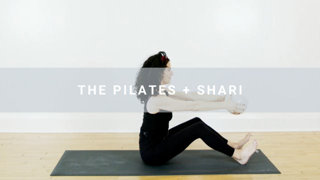 The Pilates + Shari (101 min)