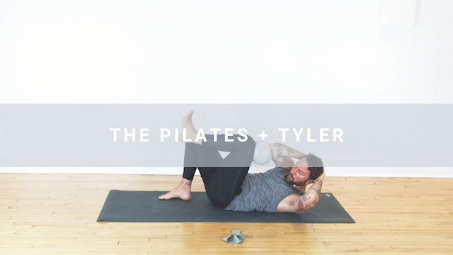 The Pilates + Tyler (31 min)