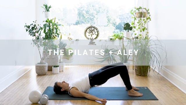 The Pilates + Aley (46 min)