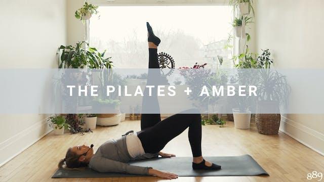 The Pilates + Amber (50 min)