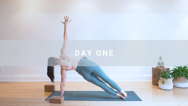 Day One: Cleanse - The Power Flow