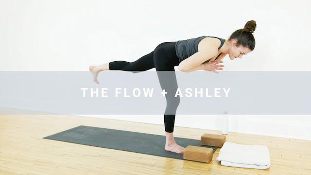 The Flow + Ashley (30 min)