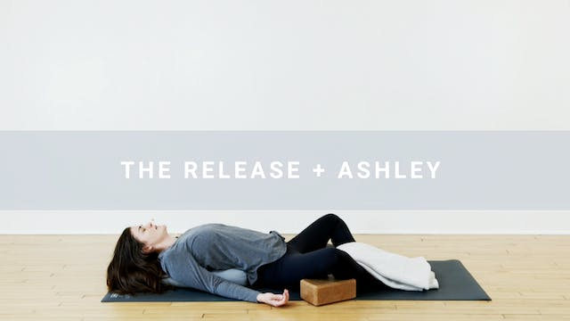 NAME CHANGE The Release + Ashley (30 ...