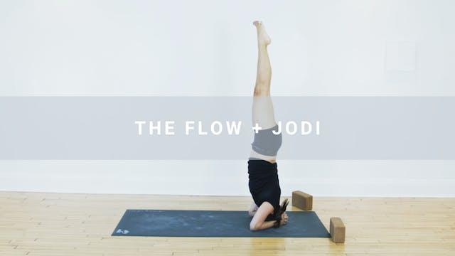The Flow + Jodi (77 min)