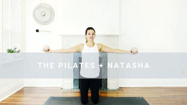 The Pilates + Natasha (30 min)