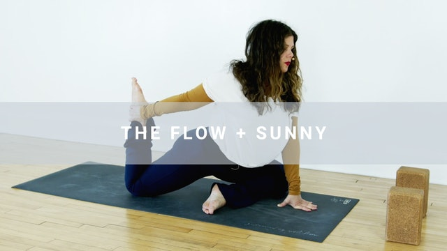 The Flow + Sunny (31 min)