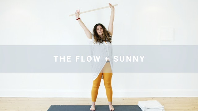 The Flow + Sunny (60 min)