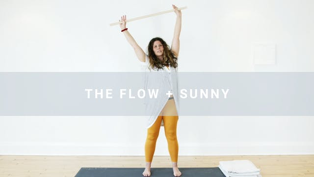 The Flow + Sunny (60 min)
