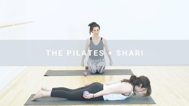 The Pilates + Shari (24 min)