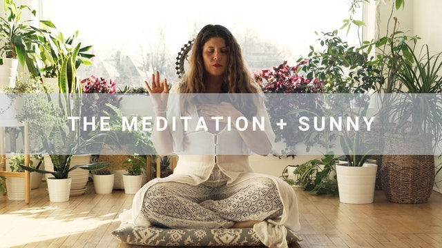 The Meditation + Sunny (12 min)