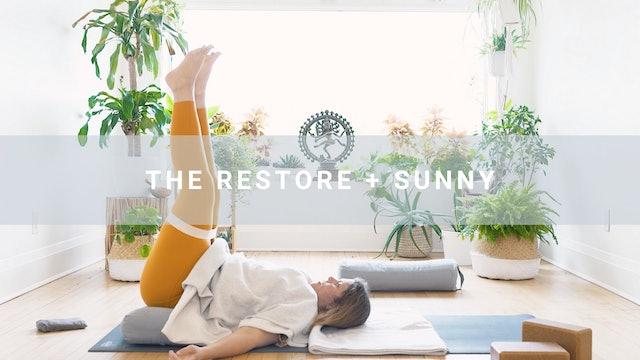 The Restore + Sunny (95 min)