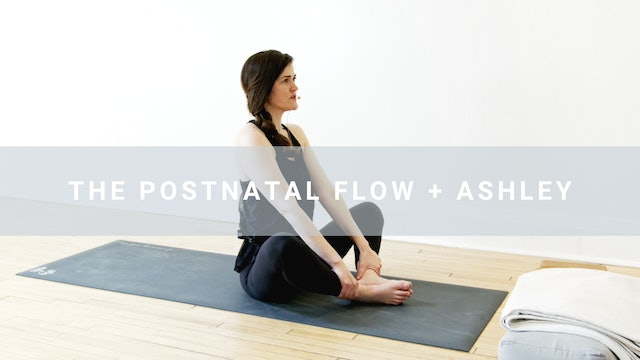 The Postnatal Yoga + Ashley (30 min)