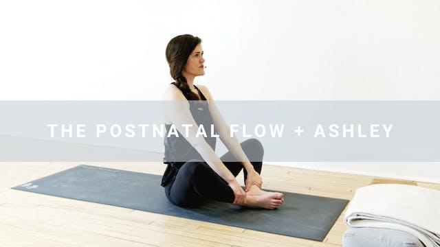 The Postnatal Yoga + Ashley (30 min)