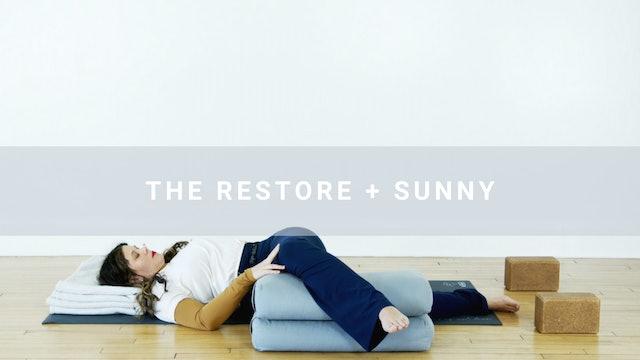 The Restore + Sunny (44 min)