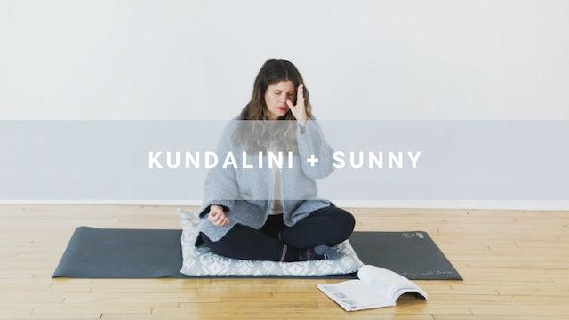 The Kundalini + Sunny (27 min)