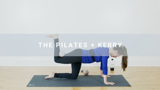 The Pilates + Kerry (60 min)
