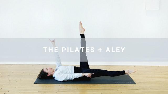 The Pilates + Aley (40 min)