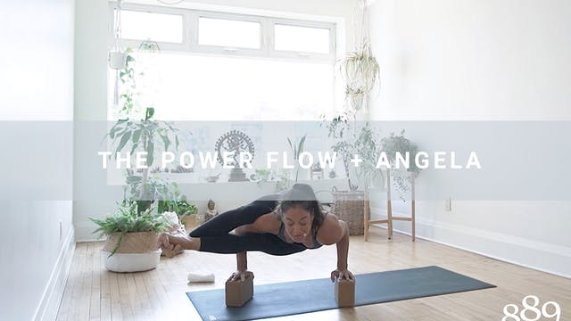The Power Flow + Angela (48 min)