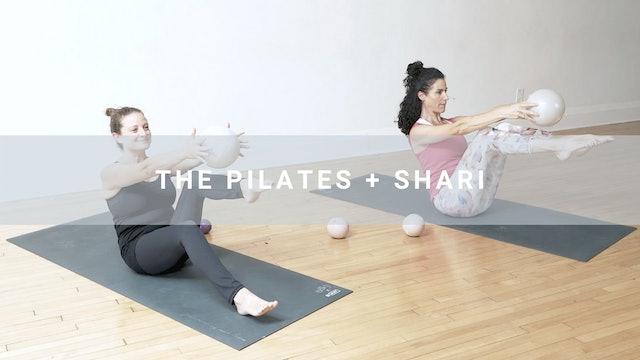 Shari + Pilates (29 min)