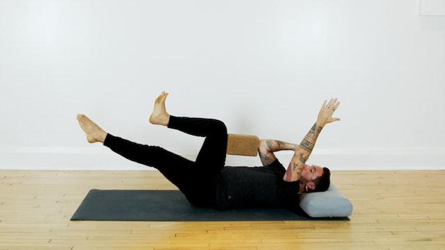 WEDNESDAY, Nov 4th | 6:00PM EST | The Pilates + Tyler (60min)