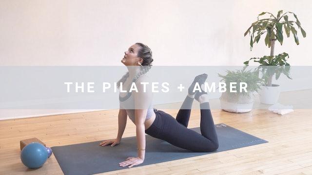The Pilates + Amber (56 min)
