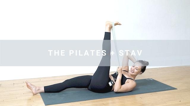 The Pilates + Stav (19 min)